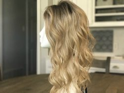 "BelleTress 18"", Honey with Chai Latte"