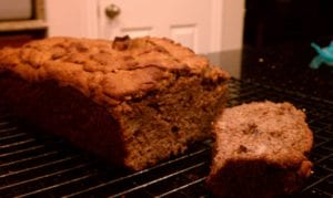 Paleo Diet for PCOS: Paleo Banana Nut Bread