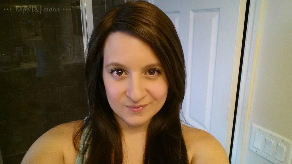 Women's Topper To Hide Hair Loss