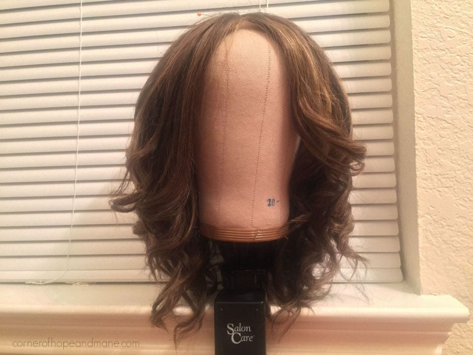 How To Curl Synthetic Wigs And Toppers