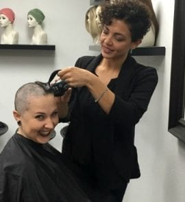 She Shaved Her Head To Wear Wigs for a Year