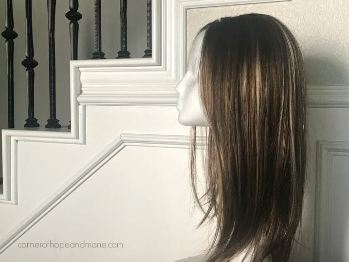 uniwigs hope topper
