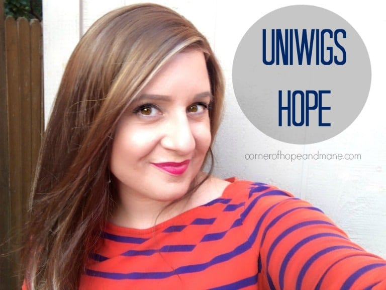 uniwigs hope topper