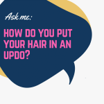 How Do I Put My Hair Topper in an Updo?