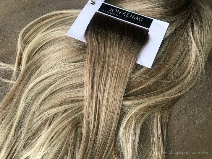 Jon Renau Venice Blonde 22F16S8