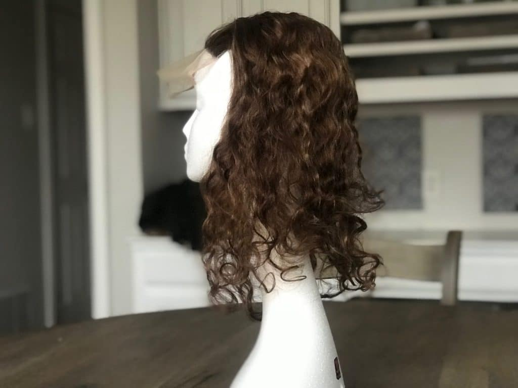 Uniwigs Curly Topper Charleigh